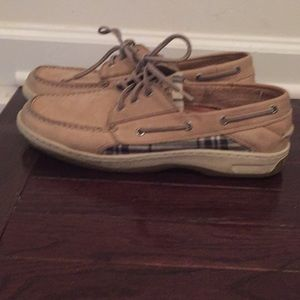 Like New Sperry Top Siders.